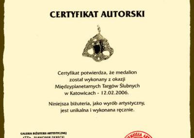 certyfikat_bractwo