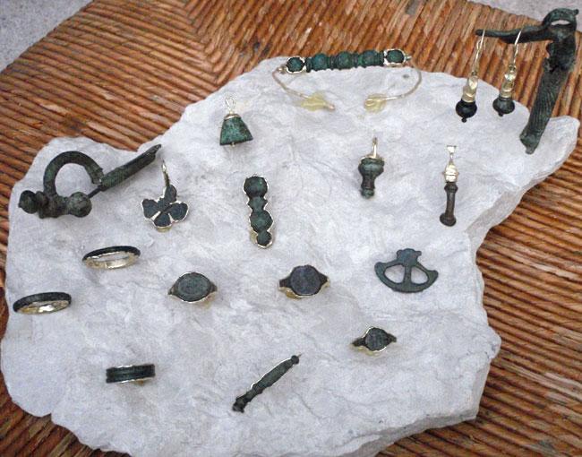 Biżuteria rzymska