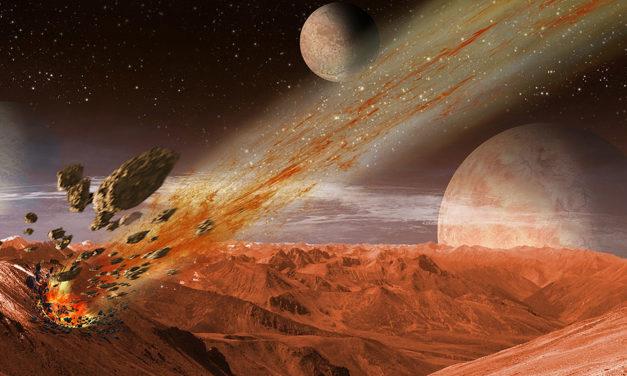 Wrocławski kawałek Marsa