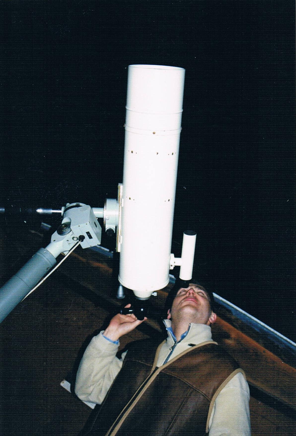 Obserwatorium aetronomiczne w Olsztynie
