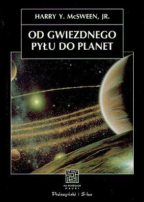 """Temat ten szerzej opisał Harry Y. McSween, JR w swojej książce """"Od gwiezdnego pyłu do planet""""."""