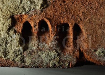 Cegła gotycka XII-XIV w.