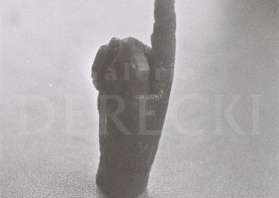 Etapy powstawania formy dłoni