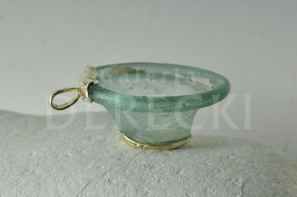 Przywieszka - roman glass