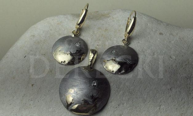 Meteorites in jewelry