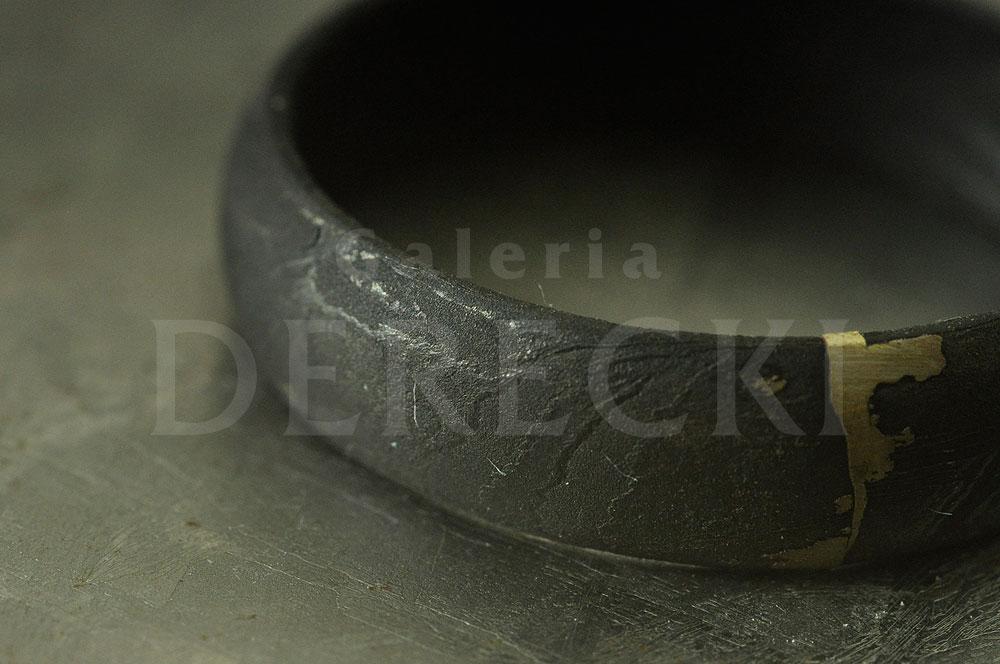 Obrączka z meteorytu żelaznego