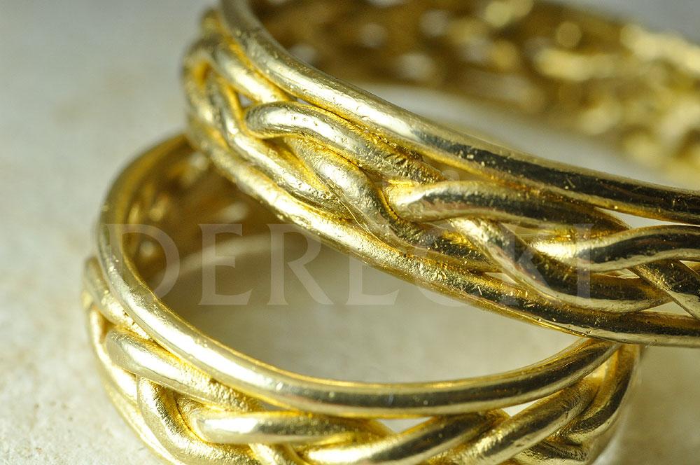 Celtycki Złoty Warkocz