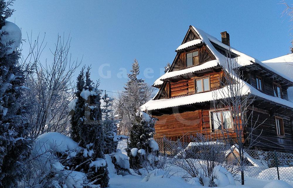 Architektura góralska