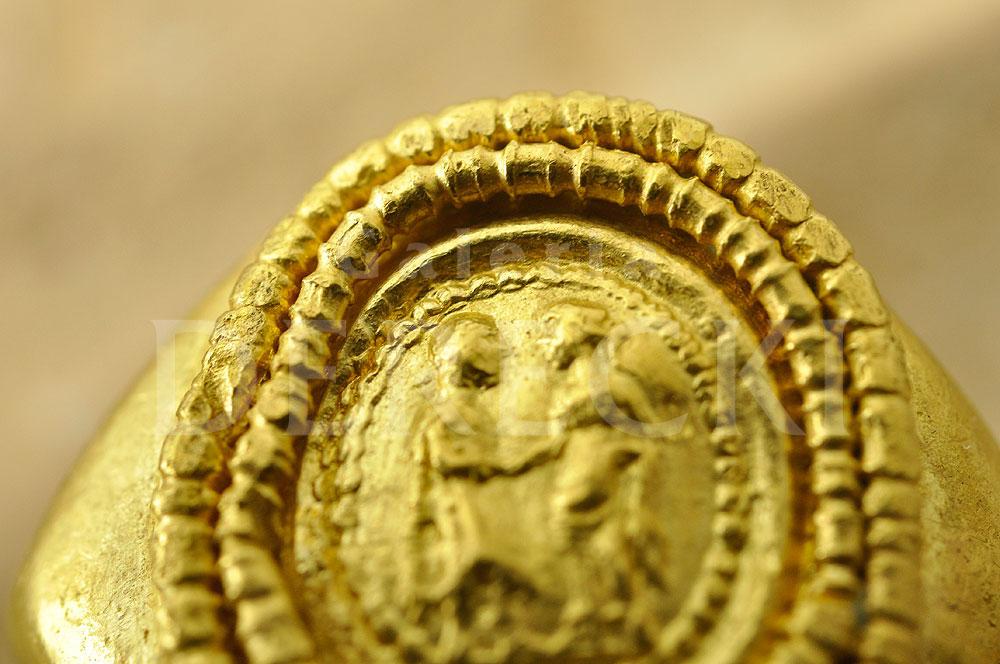 Zaślubinowy sygnet rzymski