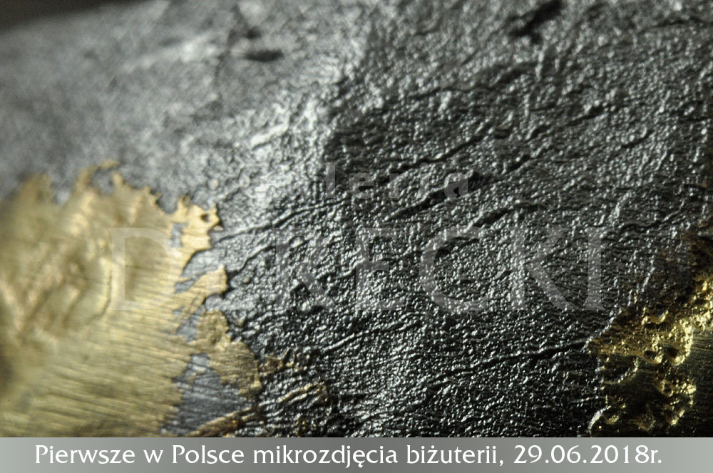 Damasceńskie obrączki meteorytowe - Hydrus