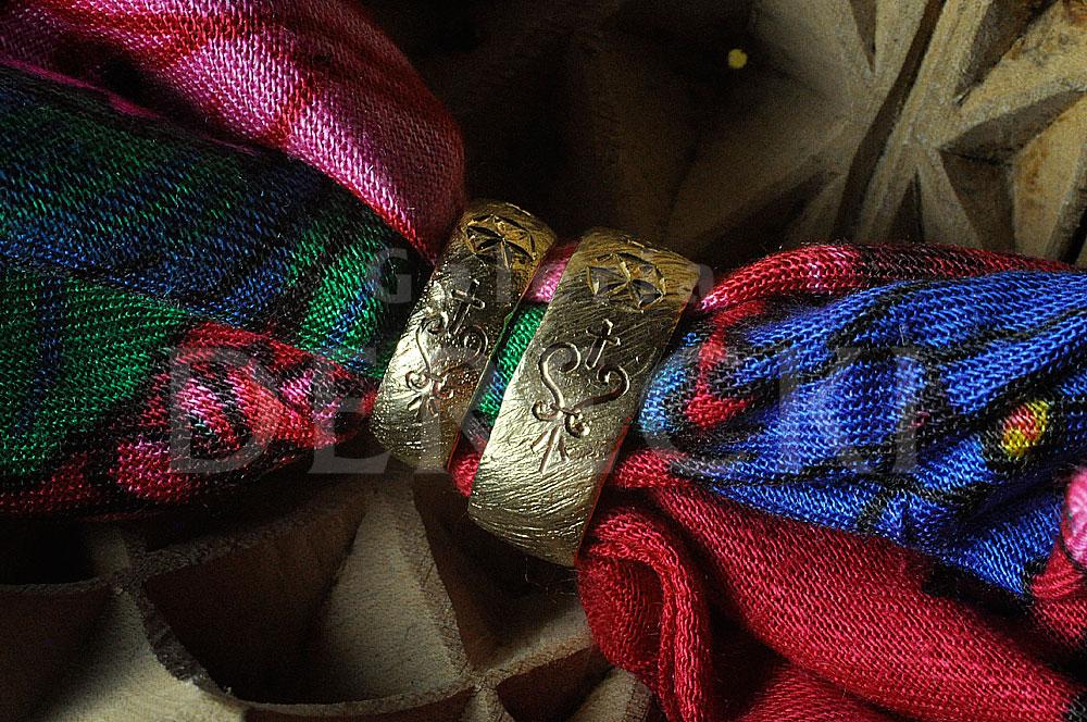 Góralski ornament w biżuterii