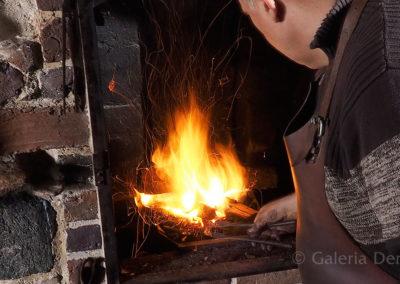 Ignis non exstinguitur igne. Ognia nie gasi się ogniem.