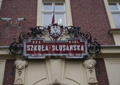 Cesarsko Królewska Szkoła Ślusarska w Świątnikach.