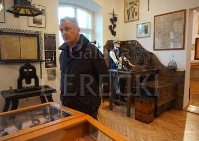 Muzeum w Świątnikach Górnych.