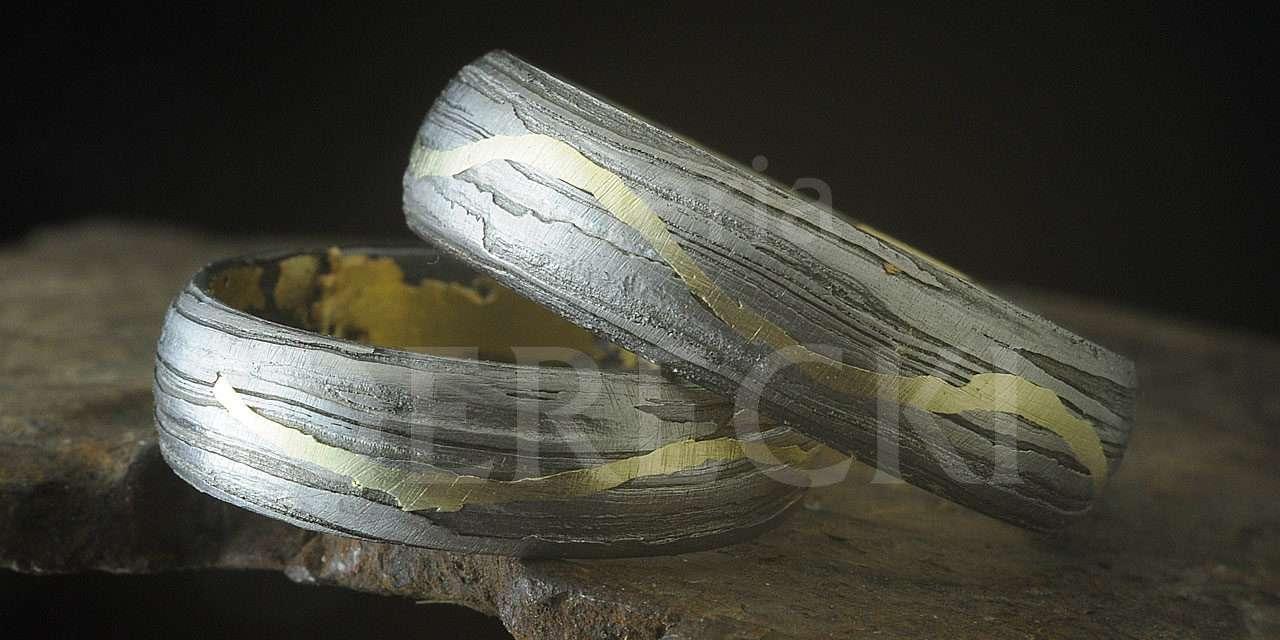 Damasceńskie obrączki meteorytowe