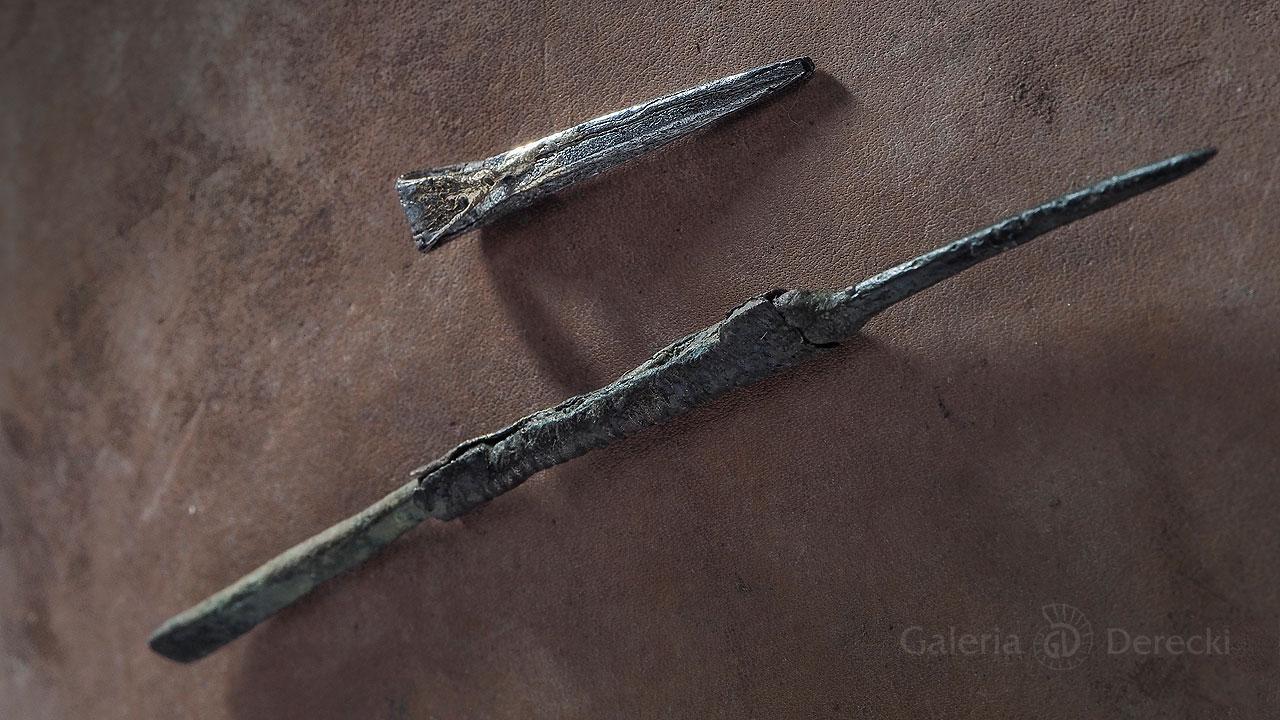 Gwiezdny damascen inspirowany rzymskim oryginałem sprzed niemal dwóch tysiącleci.