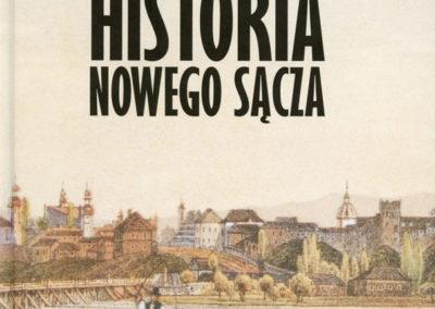 Historia Nowego Sącza. Leszek Migrała