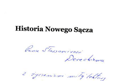 Historia Nowego Sącza