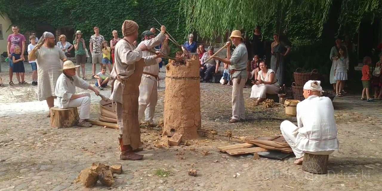 Festyn Ludzie Ognia – epoka żelaza na żywo w Arsenale Miejskim