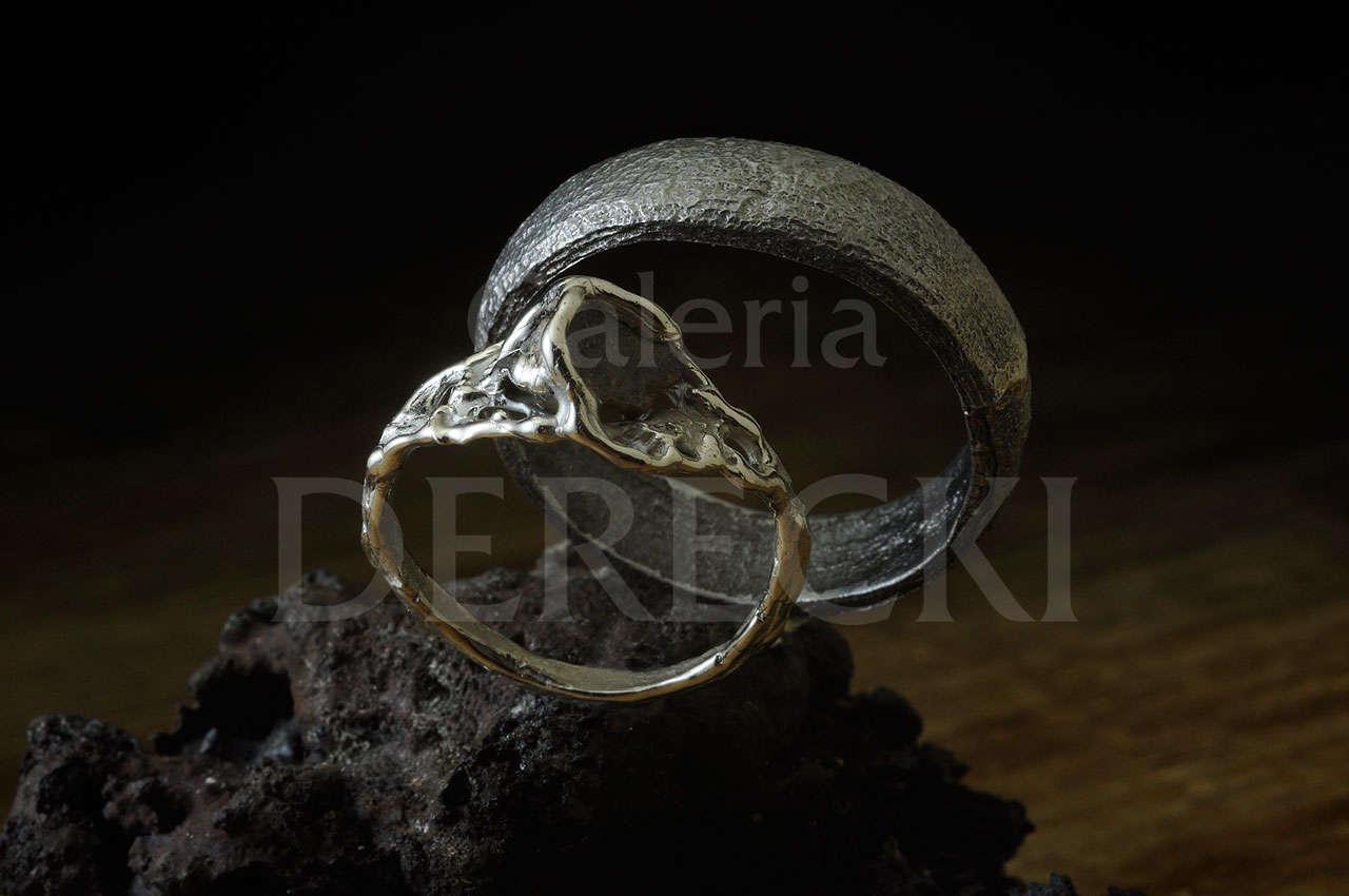 Pierścienie zaślubinowe