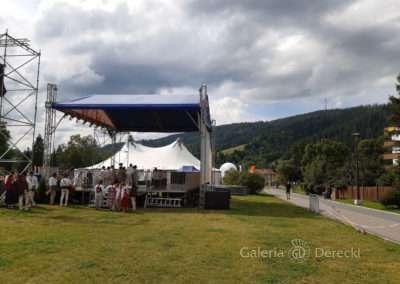 Przygotowania do wyjątkowej imprezy obchodów 51. Międzynarodowego Festiwalu Folkloru Ziem Górskich.
