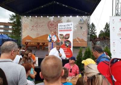 Obrączki góralskie. Kute i grawerowane ręcznie. Rękodzieło na Zakopiańskim festiwalu, nie zabrakło starych znajomych z Nowego Targu.