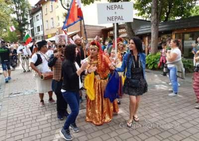Liczne imprezy towarzyszące ściągnęły do Zakopanego tłumy gości z kraju i zagranicy.