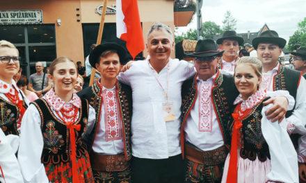 51. Międzynarodowy Festiwal Folkloru Ziem Górskich w Zakopanem – Dzień Górali Polskich