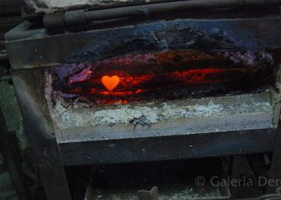 Meteorytowe serce