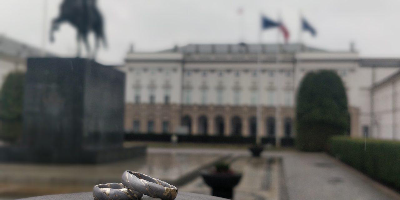 Wspomnienie o Warszawie