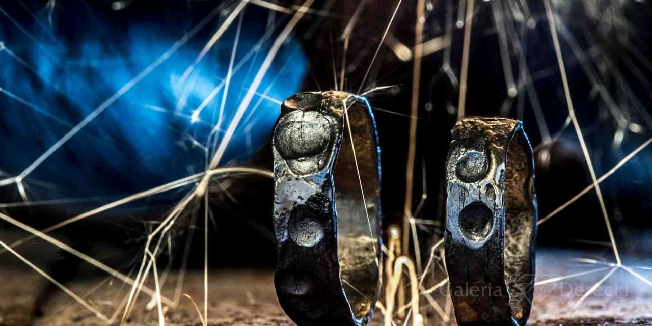 Galeria nowych zdjęć biżuterii z meteorytu (autor: P. Stelmach)